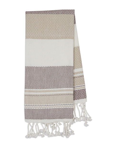 Design Imports Set of 3 Texture Fouta Towels~3010818331