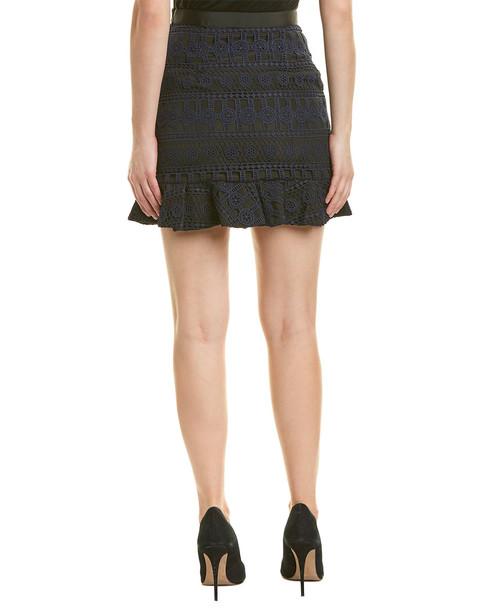 Self-Portrait Lace Skirt~1050032226