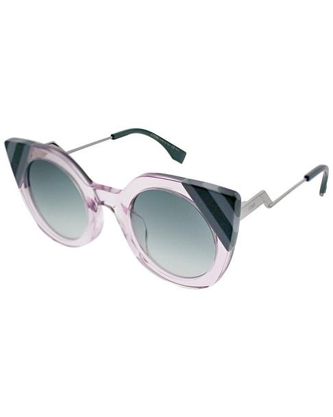 4132250aa0 FENDI Women s FF0240 S 47mm Sunglasses~1111578037 - Bon-Ton
