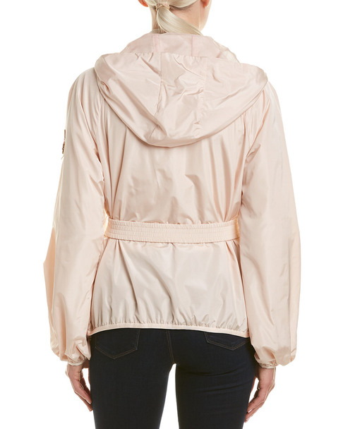 Moncler Silk-Lined Short Rain Jacket~1411074496
