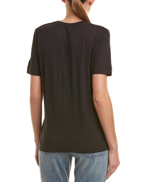Zadig & Voltaire Wassa Hole T-Shirt~1411498248