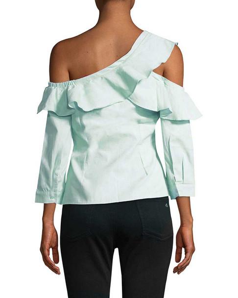 RENVY One-Shoulder Blouse~1411769293
