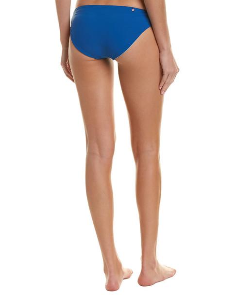 Red Carter Reversible Hipster Bikini Bottom~1411919438