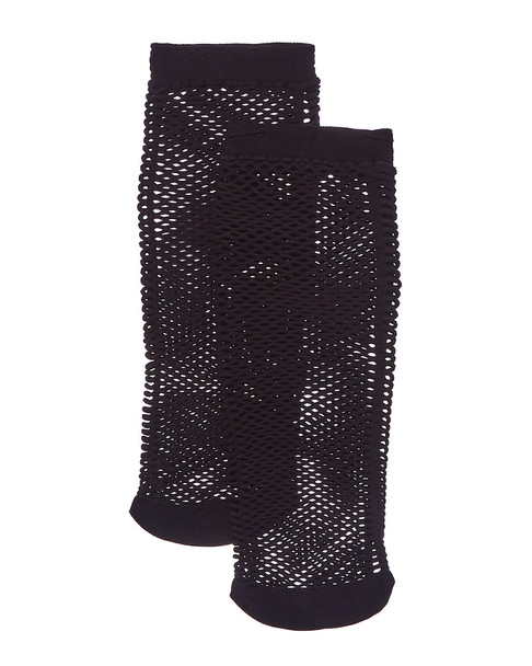 Emilio Cavallini 2pk Fishnet Knee Socks~1412007828