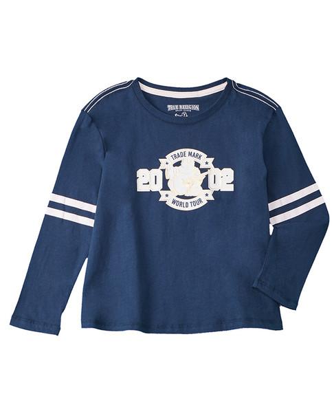 True Religion Varsity T-Shirt~1511845224