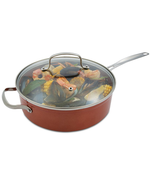 NuWave 4-Qt. Forged Non-Stick Everyday Pan~652185314344