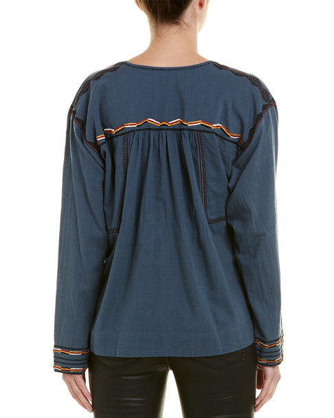 Isabel Marant Embroidered Top~1411314836