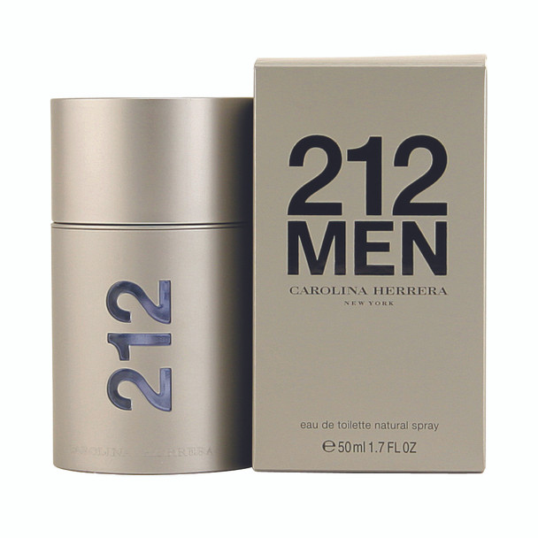 212 Men By Carolina Herrera- Edt Spray