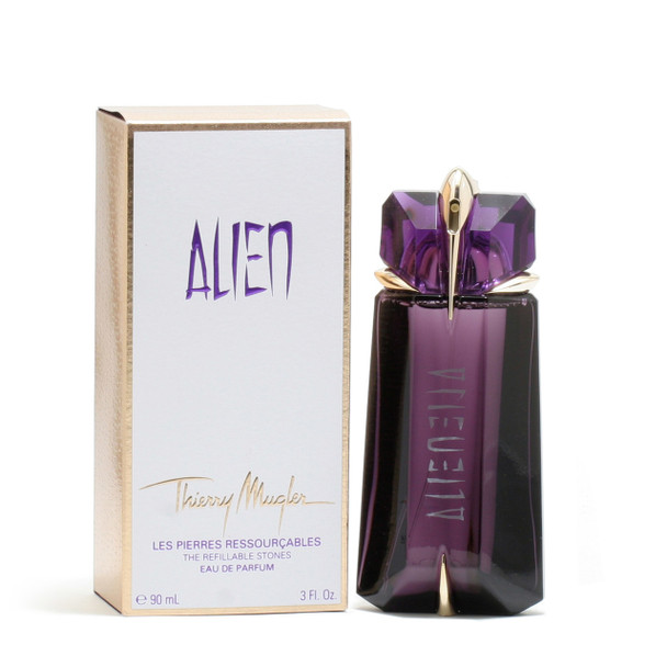 Alien Ladies By Thierry Mugler- Edp Spray (Refillable)