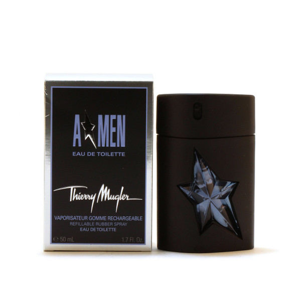 Angel A Men By Thierry Mugleredt Spray (Rubber) Refillable