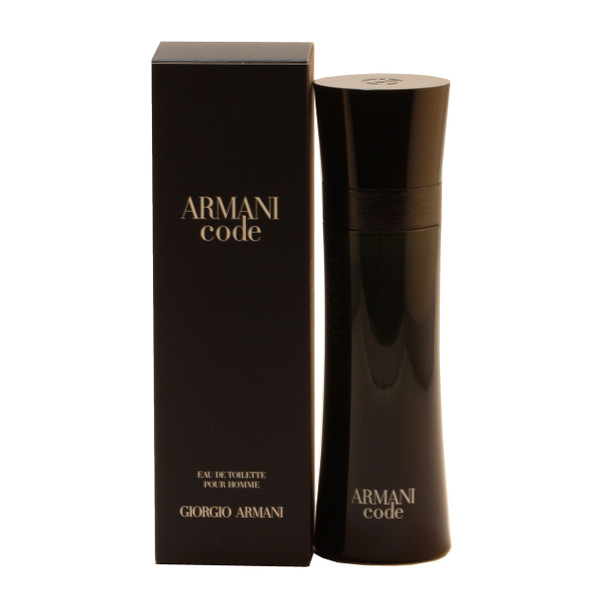Armani Black Code Men Bygiorgio Armani - Edt Spray