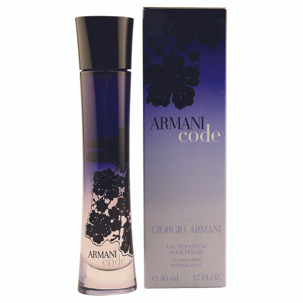 Armani Code Ladies By Giorgioarmani - Edp Spray