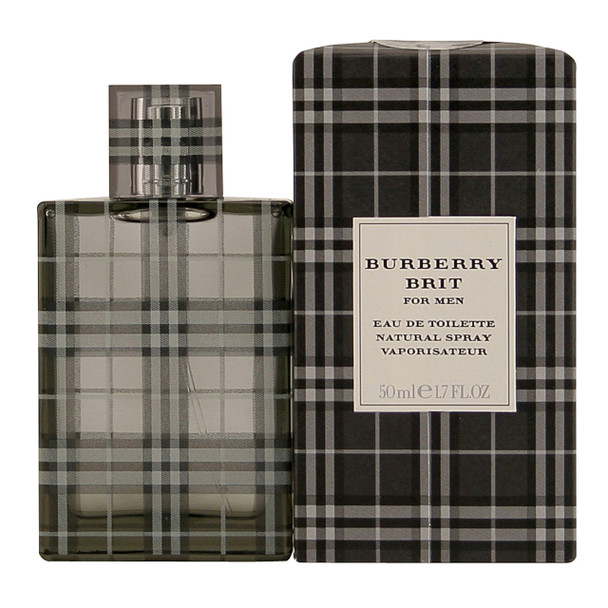 Burberry Brit Men - Edt Spray