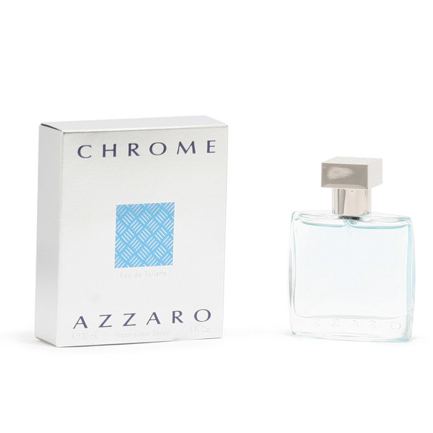 Chrome Men By Azzaro- Edt Spray