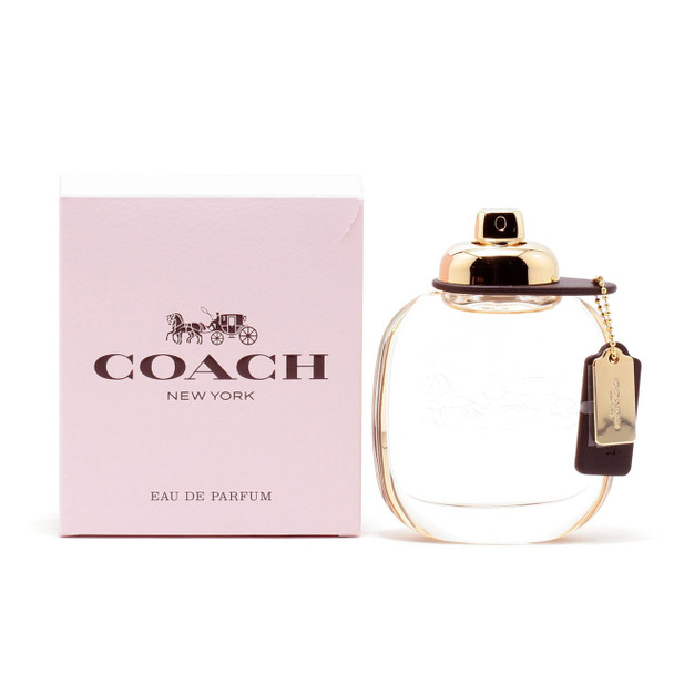Coach New York Ladies Edpspray