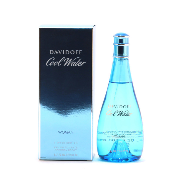 Coolwater Ladies Edt Spray