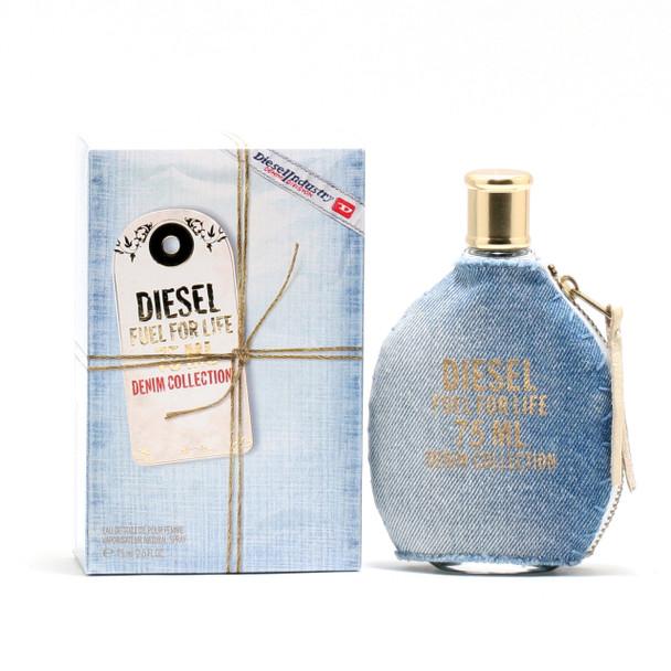 Diesel Fuel For Life Denimladies - Edt Spray