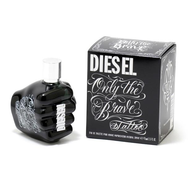 Diesel Only The Brave Tattoomen - Edt Spray