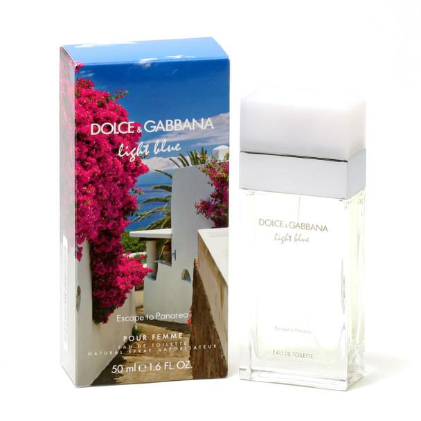 Dolce & Gabbana Light Blueescape To Panarea Ladies- Edt