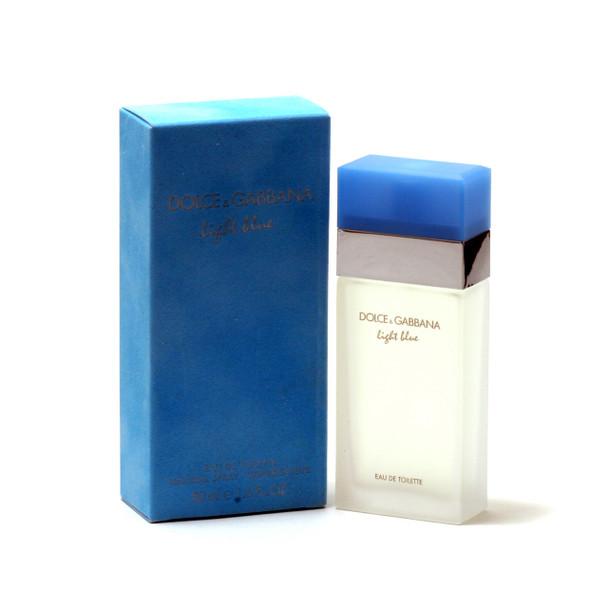 Dolce & Gabbana Light Blueladies - Edt Spray
