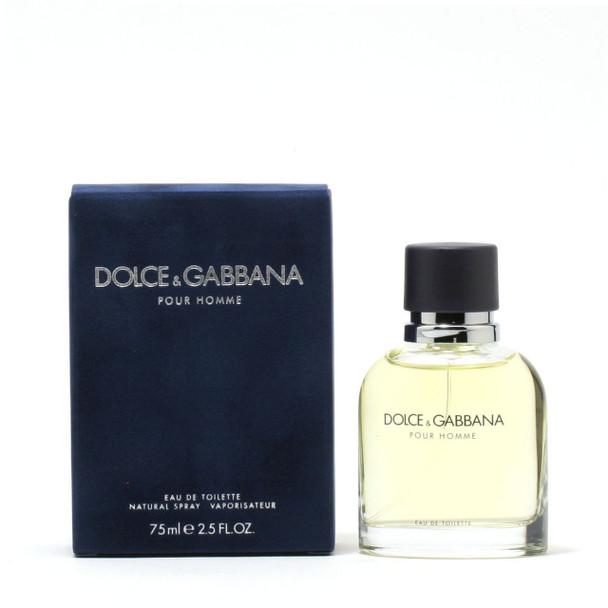 Dolce & Gabbana Pour Homme- Edt Spray