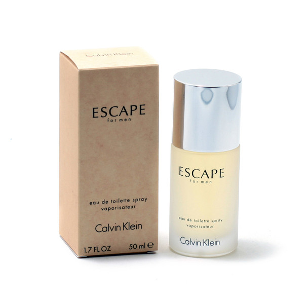 Escape Men By Calvin Klein- Edt Spray