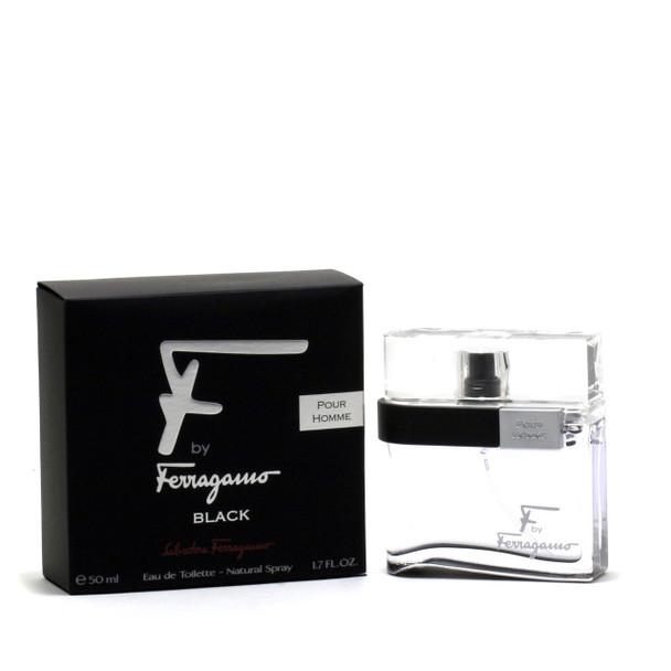 F By Ferragamo Black Men- Edt Spray