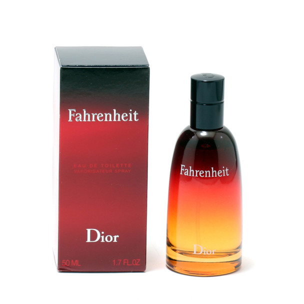 Fahrenheit Men By Christiandior - Edt Spray