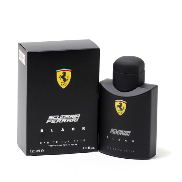 Ferrari Scuderia Black Men- Edt Spray