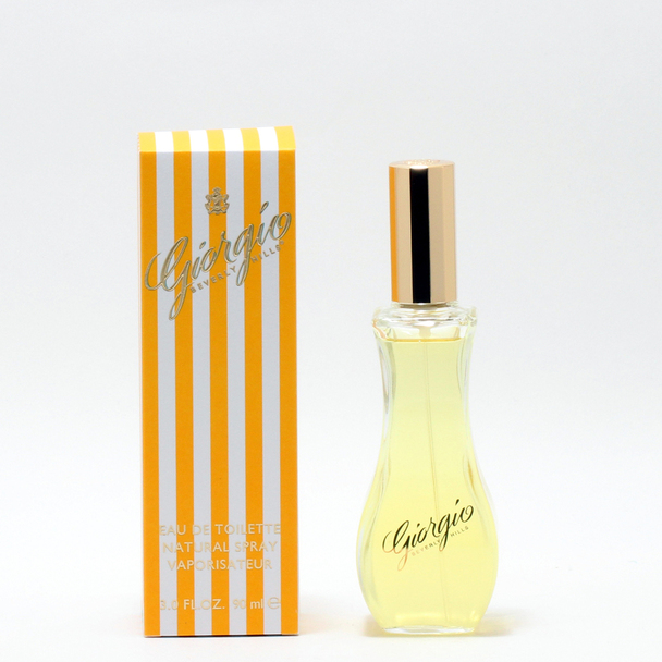 Giorgio Ladies By Giorgiobeverly Hills - Edt Spray