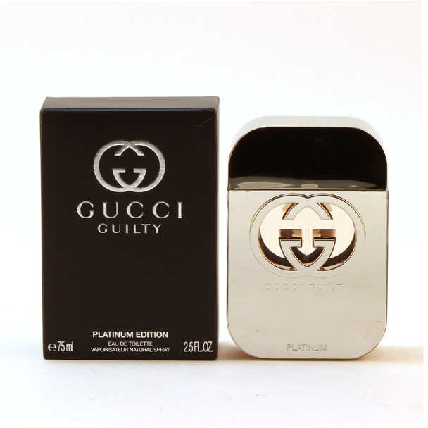 Gucci Guilty Platinum Forladies Edt Spray