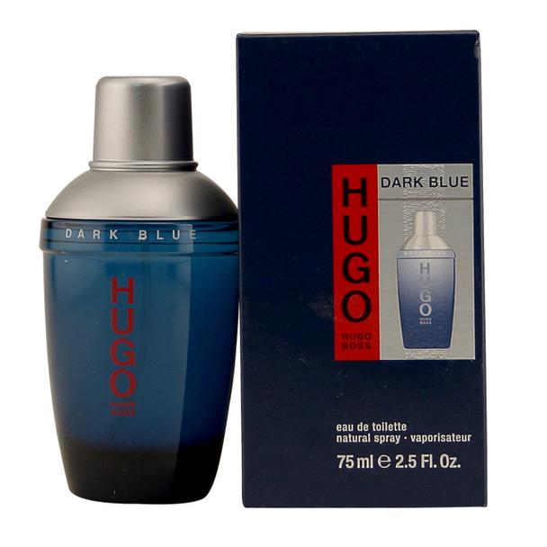 Hugo Dark Blue Men By Hugoboss - Edt Spray