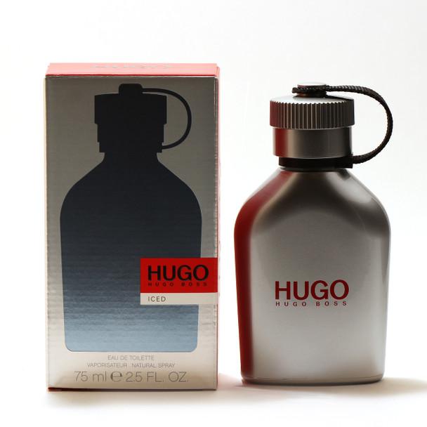 Hugo Iced By Hugo Boss Edtspray 2.5 Oz