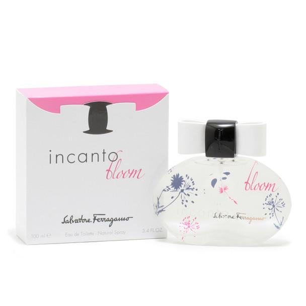 Incanto Bloom Ladies Bysalvatore Ferragamo - Edt Sp
