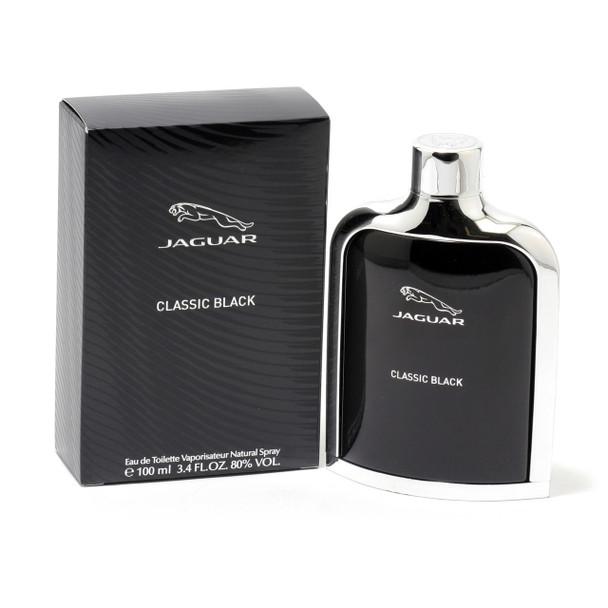 Jaguar Classic Black Men- Edt Spray