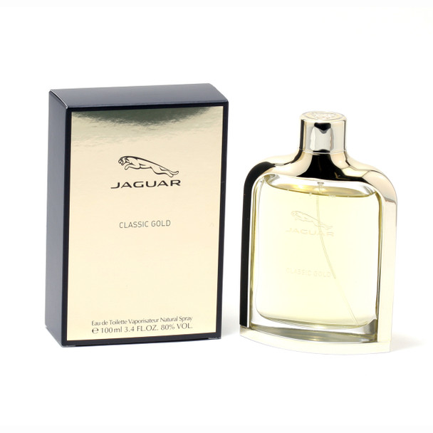 Jaguar Gold Men - Edt Spray