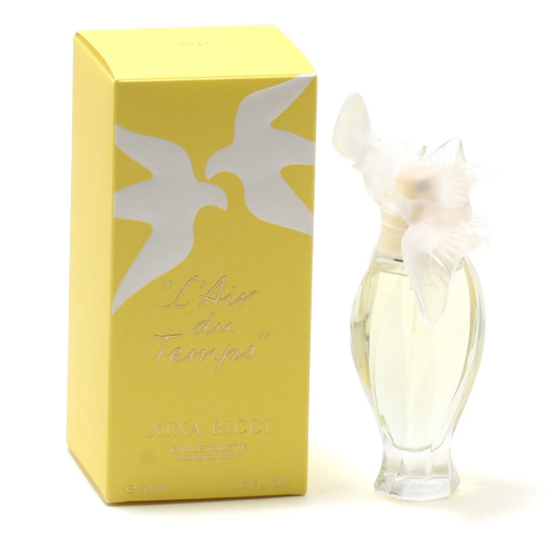 L'Air Du Temps Ladies By Ninaricci- Edt Sp (Fancy Dove Cap)