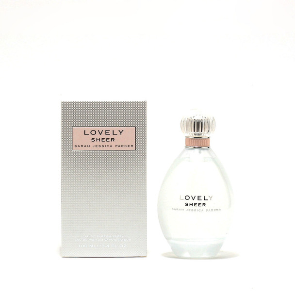 Lovely Sheer Ladies By Sarahjessica Parker Edp Spray