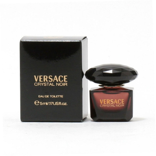 Mini Versace Crystal Noirladies - Edt