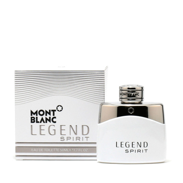 Mont Blanc Legend Spirit Menedt Spray