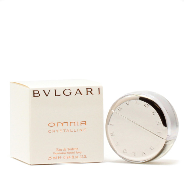 Omnia Crystalline Ladies Bybvlgari - Edt Spray