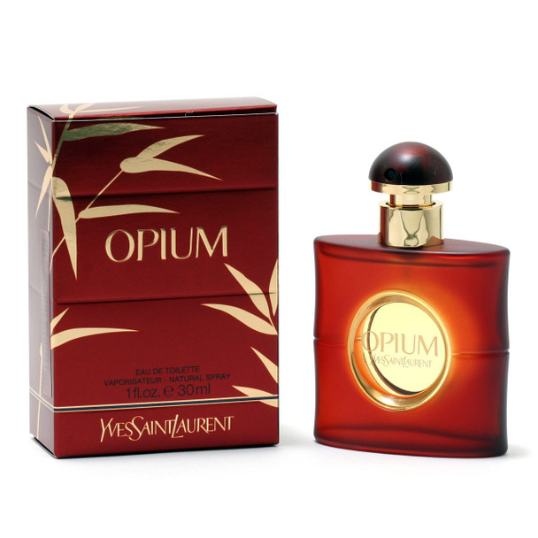 Opium Ladies By Yves Saintlaurent - Edt Spray