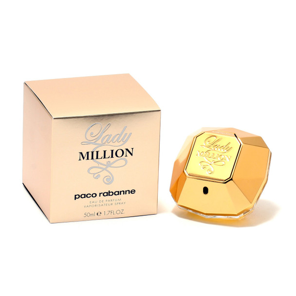 Paco Rabanne Lady Million- Edp Spray