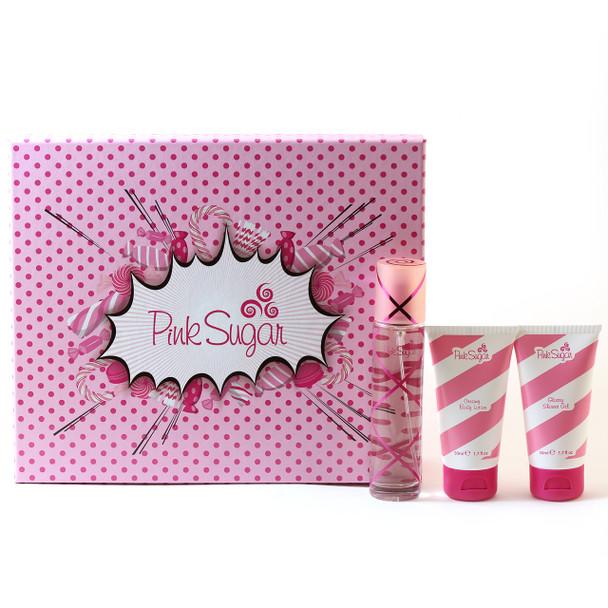 Pink Sugar 1.7 Sp/1.7 Sg/1.7Bltn Set