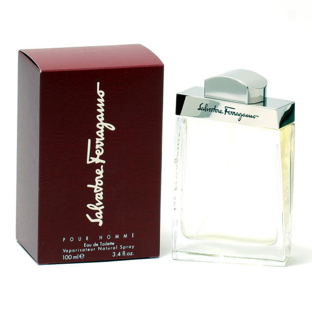 Salvatore Ferragamo Pour Homme- Edt Spray