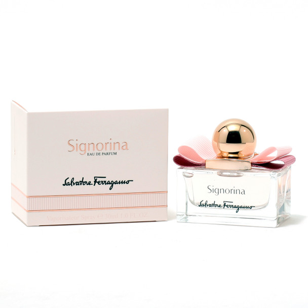Signorina Ladies By Salvatoreferragamo - Edp Spray