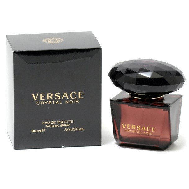 Versace Crystal Noir Ladies- Edt Spray