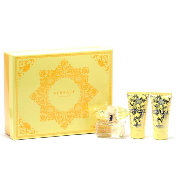 Versace Yellow Diamond Ladies- 1.7Sp/1.7Sg/1.7Bl (Hard Box)