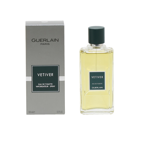 Vetiver Men By Guerlain- Edt Spray