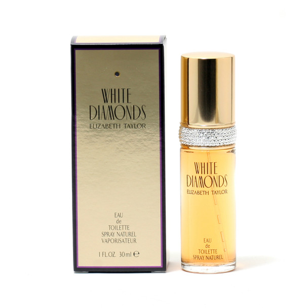 White Diamonds Ladies Byelizabeth Taylor - Edt Spray